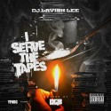 I Serve The Tapes mixtape cover art
