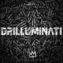 King Louie - Drilluminati mixtape cover art