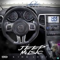 King Louie - Jeep Music mixtape cover art