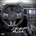 King Louie - Jeep Music mixtape cover art