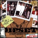 Diplomats Street Series 4 (Hosted By Hell Rell) mixtape cover art