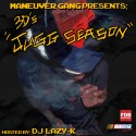 3D - Jugg Season mixtape cover art