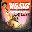 Big Cuz - Raiders Of The Loast Ark (East Coast Edition) mixtape cover art