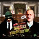 Bigga Threat - Saluti F*cked Up mixtape cover art