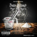 Butta Billions - Trapper Turnt Rapper 2 mixtape cover art