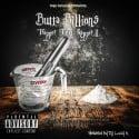 Butta Billions - Trapper Turnt Rapper 2 mixtape cover art