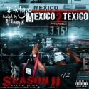DirtyRo - Mexico 2 Texico mixtape cover art
