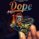 Dope Mix 10 mixtape cover art