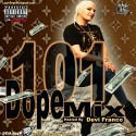 Dope Mix 101 mixtape cover art