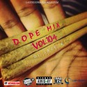 Dope Mix 104 mixtape cover art