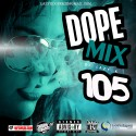 Dope Mix 105 mixtape cover art