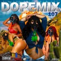 Dope Mix 107 mixtape cover art