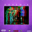 Dope Mix 108 mixtape cover art