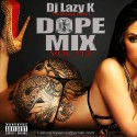 Dope Mix 113 mixtape cover art