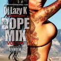 Dope Mix 114 mixtape cover art