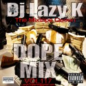 Dope Mix 117 mixtape cover art