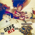 Dope Mix 120 mixtape cover art