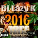 Dope Mix 124 mixtape cover art