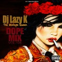 Dope Mix 126 mixtape cover art