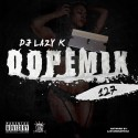Dope Mix 127 mixtape cover art