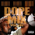 Dope Mix 131 mixtape cover art