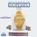 Dope Mix 135 mixtape cover art