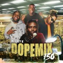 Dope Mix 150 mixtape cover art