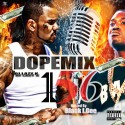 Dope Mix 156 mixtape cover art