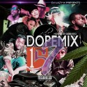 Dope Mix 157 mixtape cover art