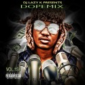Dope Mix 158 mixtape cover art