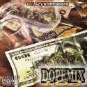 Dope Mix 162 mixtape cover art