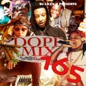 Dope Mix 165 mixtape cover art