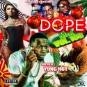 Dope Mix 166 mixtape cover art