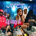 Dope Mix 167 mixtape cover art