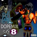 Dope Mix 168 mixtape cover art