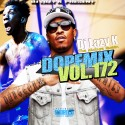 Dope Mix 172 mixtape cover art