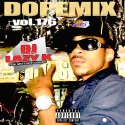 Dope Mix 176 mixtape cover art