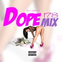 Dope Mix 178 mixtape cover art