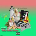 Dope Mix 187 (Hosted By Waka Flocka Flame) mixtape cover art