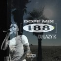 Dope Mix 188 mixtape cover art