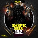 Dope Mix 192 mixtape cover art