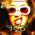 Dope Mix 196 mixtape cover art