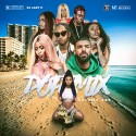 Dope Mix 202 mixtape cover art