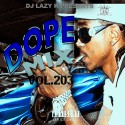 Dope Mix 203 mixtape cover art