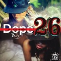 Dope Mix 26 mixtape cover art