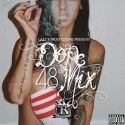 Dope Mix 48 mixtape cover art