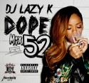 Dope Mix 52 mixtape cover art