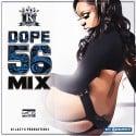 Dope Mix 56 mixtape cover art