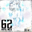 Dope Mix 62 mixtape cover art