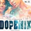 Dope Mix 68 mixtape cover art